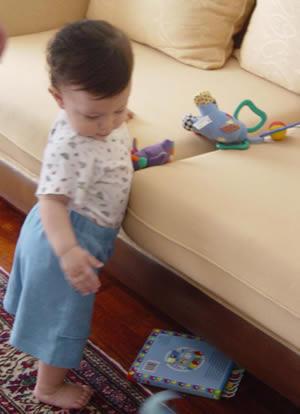 3 ayda çocuğun gelişimi ve ağırlığı: annenin bilmemesi gereken nedir